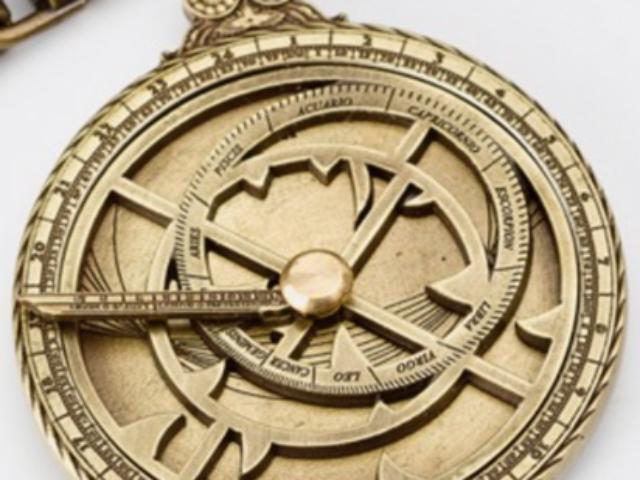 Astrolábio Porta Chaves Oxford