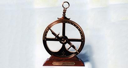 Réplica astrolábio Aveiro