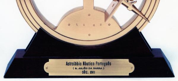 Réplica astrolábio São Julião da Barra III